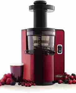 Best Cold Press Juicers - Omega Vertical Slow Masticating Juicer